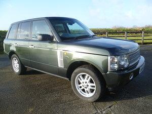 2004 Range Rover 2.5 TD Vogue SE