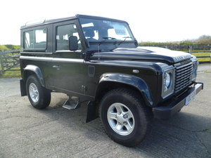 Defender 90 2.2 TDCI County Station Wagon