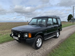 1993 Land Rover Discovery series I 3.5 V8i Manual  SOLD
