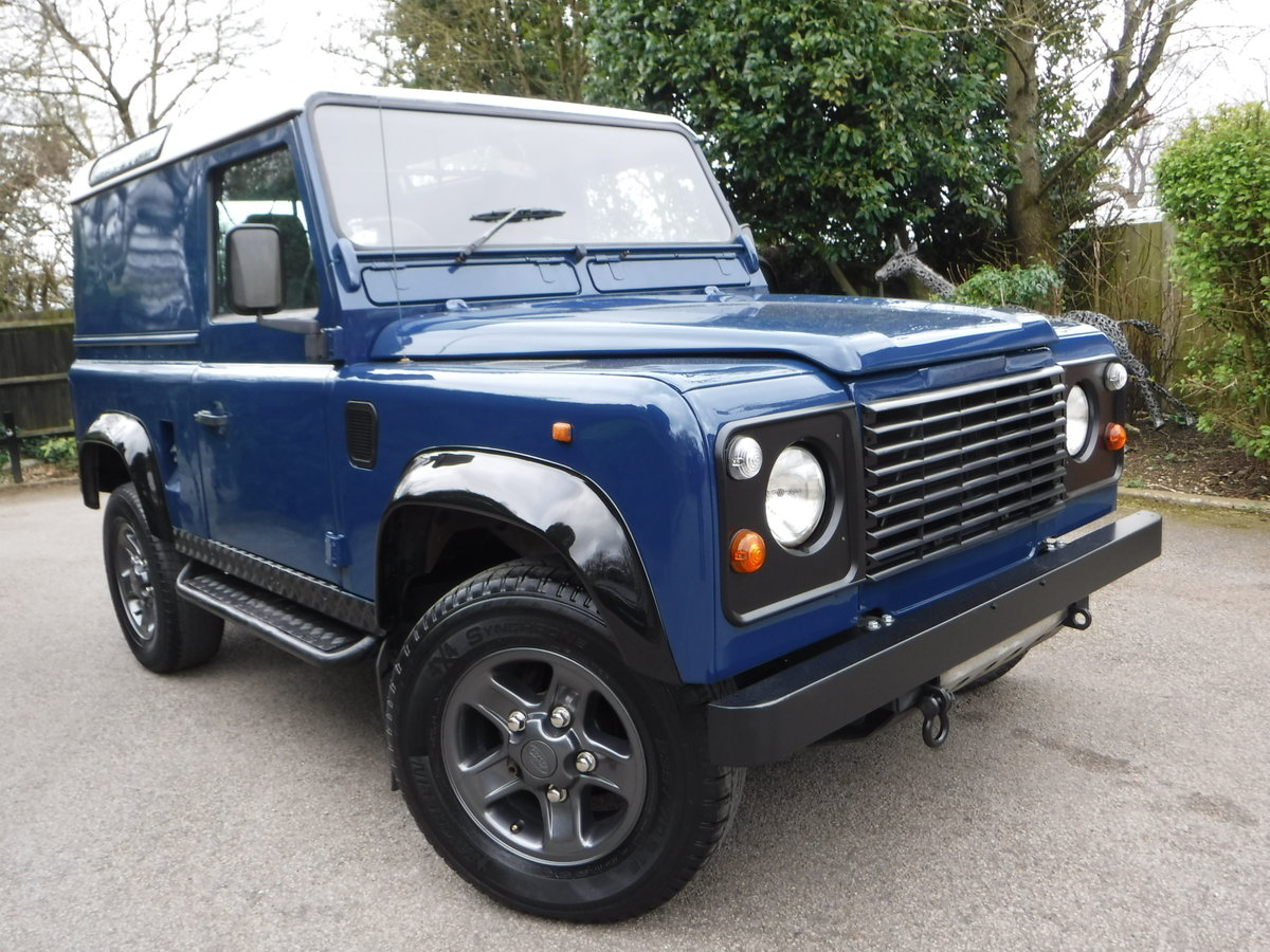 1998 Land Rover Defender 90 2.5 TDi Hard Top  For Sale (picture 1 of 6)