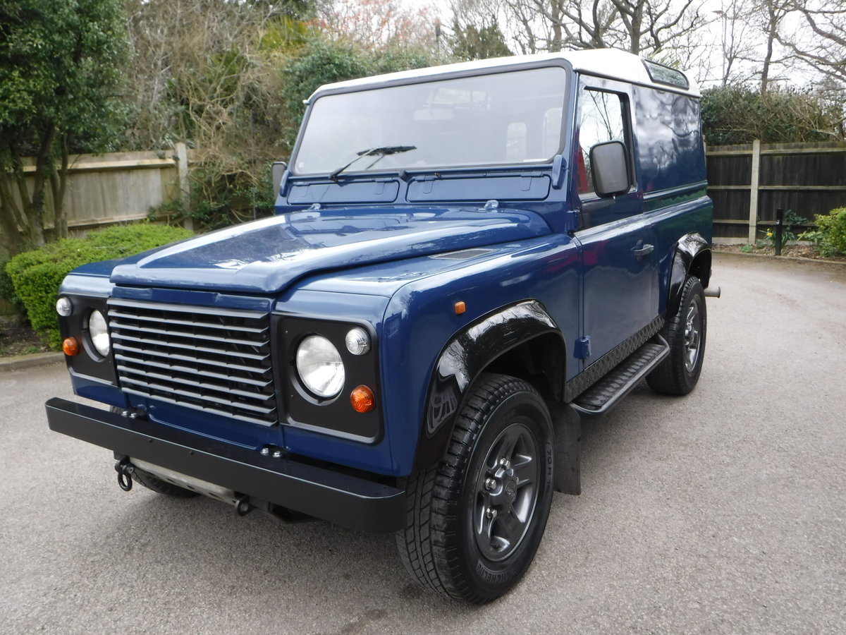 1998 Land Rover Defender 90 2.5 TDi Hard Top  For Sale (picture 2 of 6)