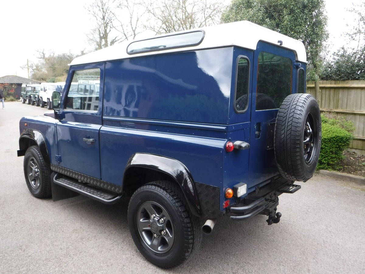 1998 Land Rover Defender 90 2.5 TDi Hard Top  For Sale (picture 3 of 6)