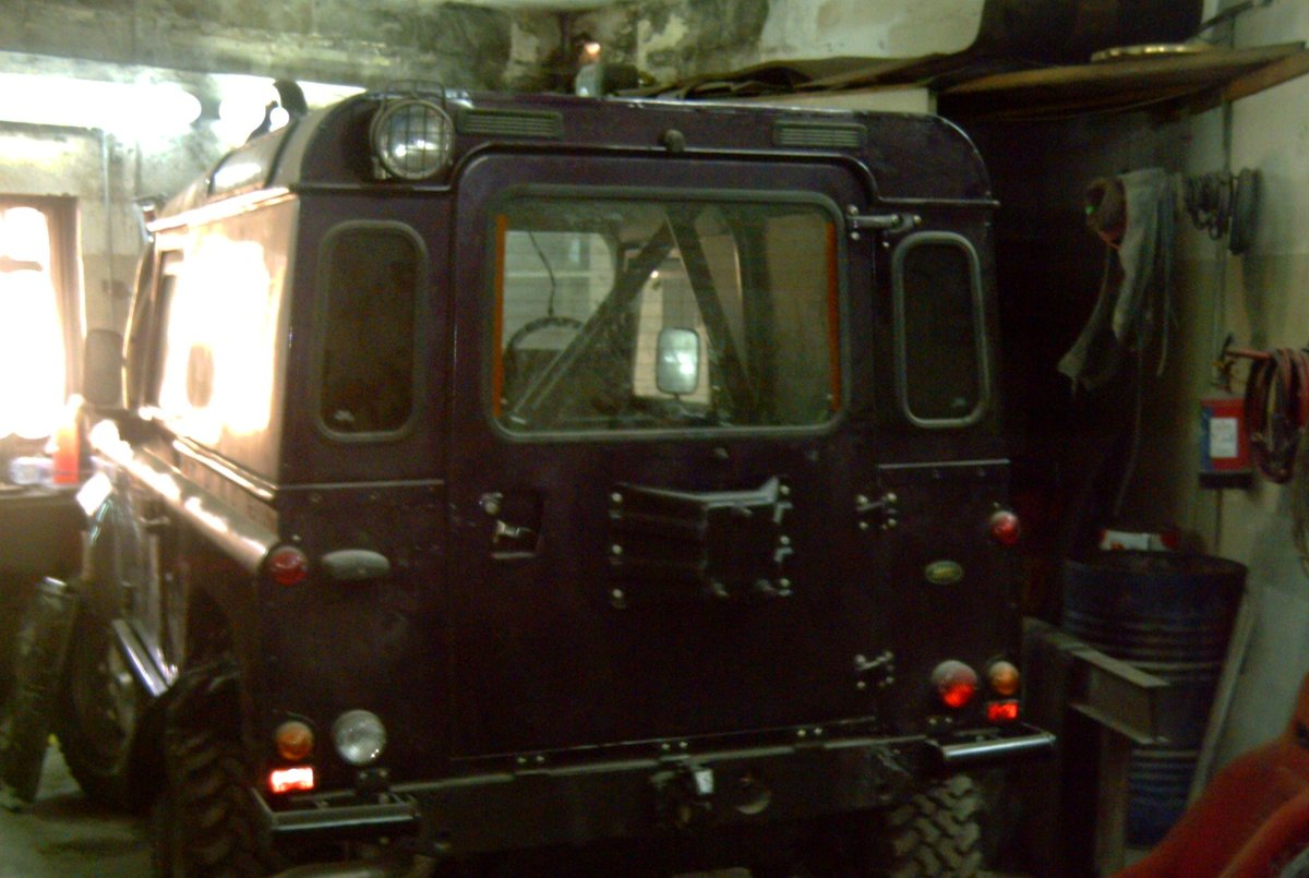 1987 Landrover 90 For Sale (picture 3 of 6)