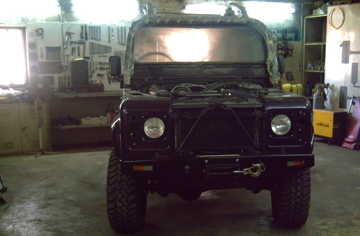 1987 Landrover 90 For Sale (picture 5 of 6)