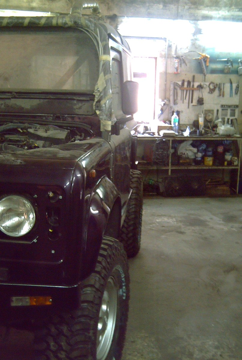 1987 Landrover 90 For Sale (picture 6 of 6)