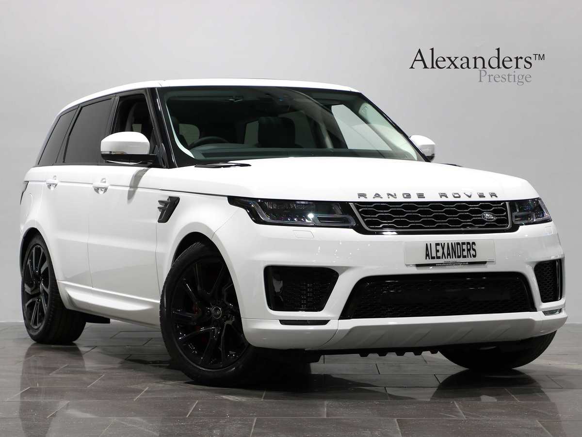 2019 19 69 RANGE ROVER SPORT HSE DYNAMIC 3.0 P400 AUTO For Sale (picture 1 of 6)