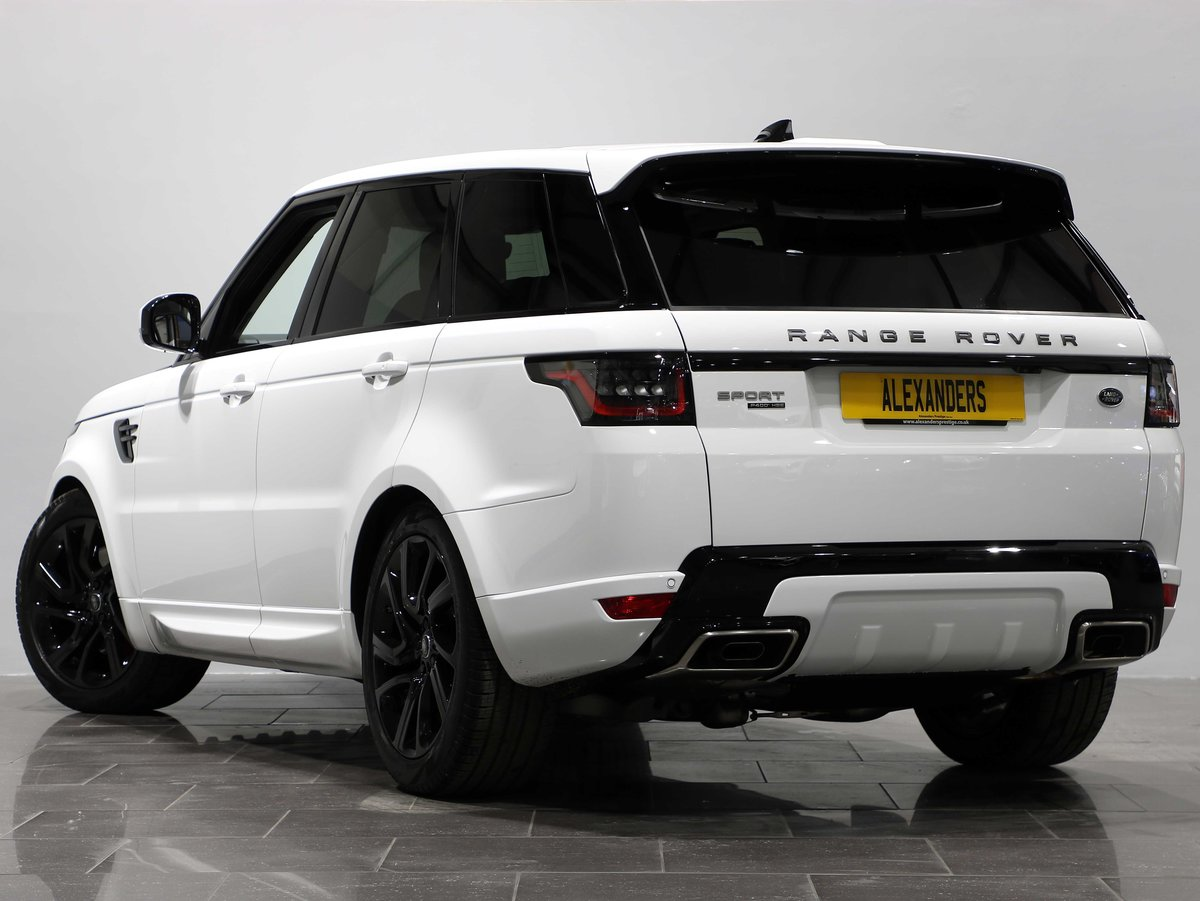 2019 19 69 RANGE ROVER SPORT HSE DYNAMIC 3.0 P400 AUTO For Sale (picture 3 of 6)