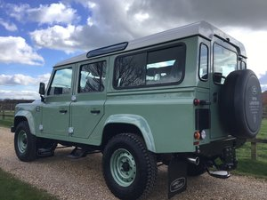 2016 LAND ROVER DEFENDER HERITAGE 110 STATION WAGON, OUTSTANDING!