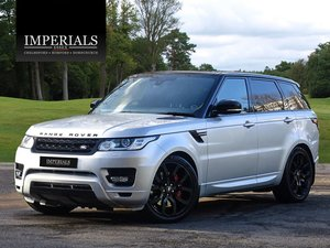 2016 Land Rover  RANGE ROVER SPORT  3.0 SDV6 HSE DYNAMIC EU6 VAT  For Sale