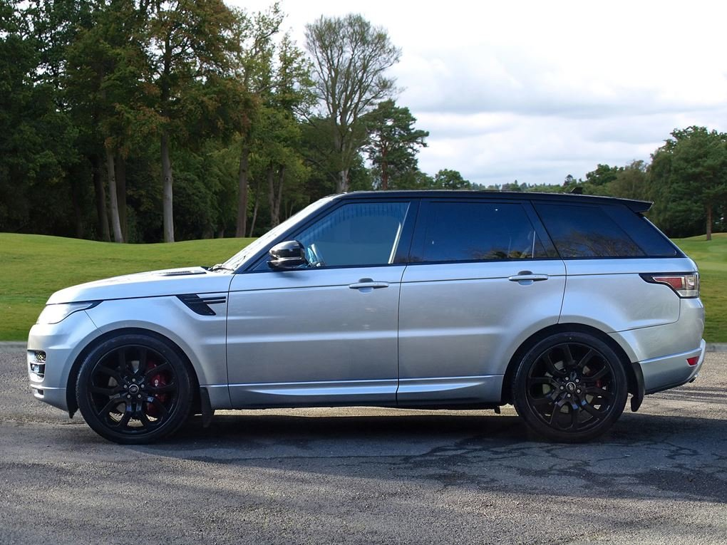 2016 Land Rover  RANGE ROVER SPORT  3.0 SDV6 HSE DYNAMIC EU6 VAT  For Sale (picture 2 of 24)