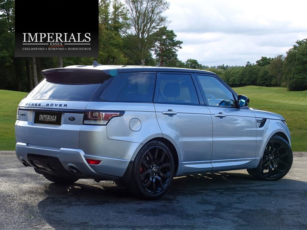 2016 Land Rover  RANGE ROVER SPORT  3.0 SDV6 HSE DYNAMIC EU6 VAT  For Sale (picture 4 of 24)