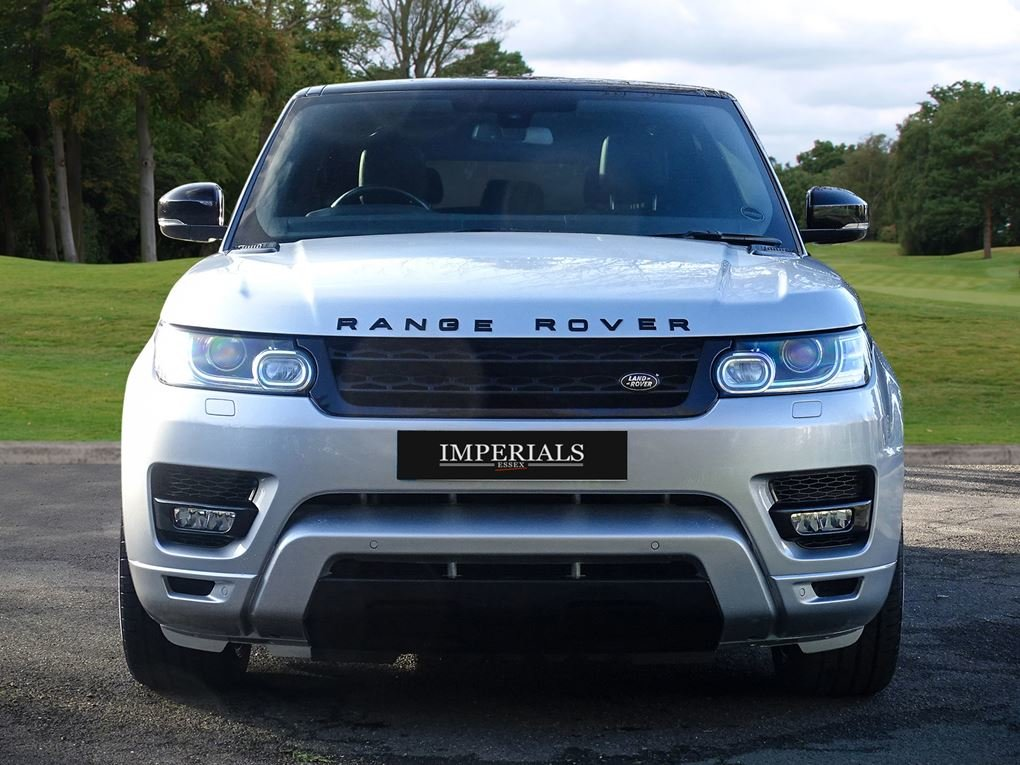 2016 Land Rover  RANGE ROVER SPORT  3.0 SDV6 HSE DYNAMIC EU6 VAT  For Sale (picture 10 of 24)