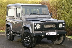Land Rover Defender 90 TD5 - Galvanised Chassis