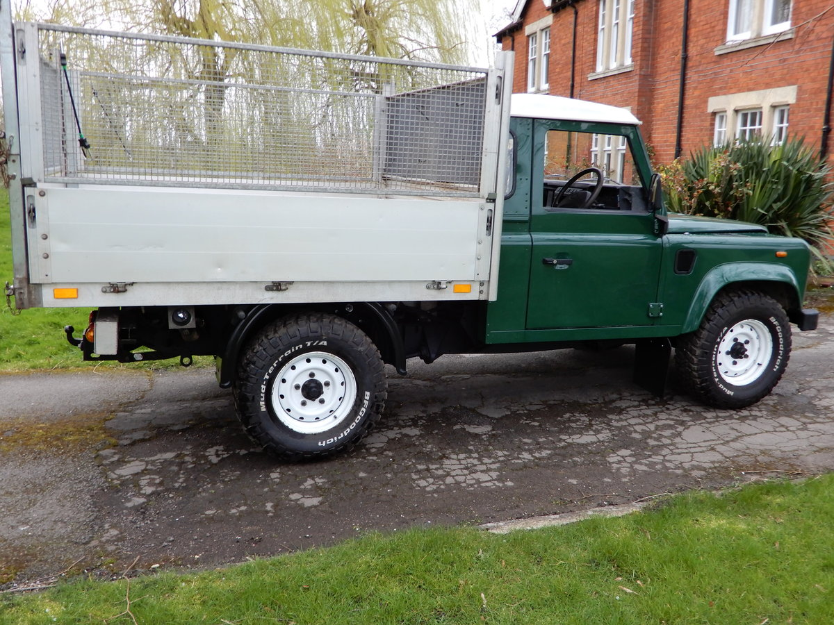 2005 Land Rover Defender 110 For Sale (picture 5 of 6)