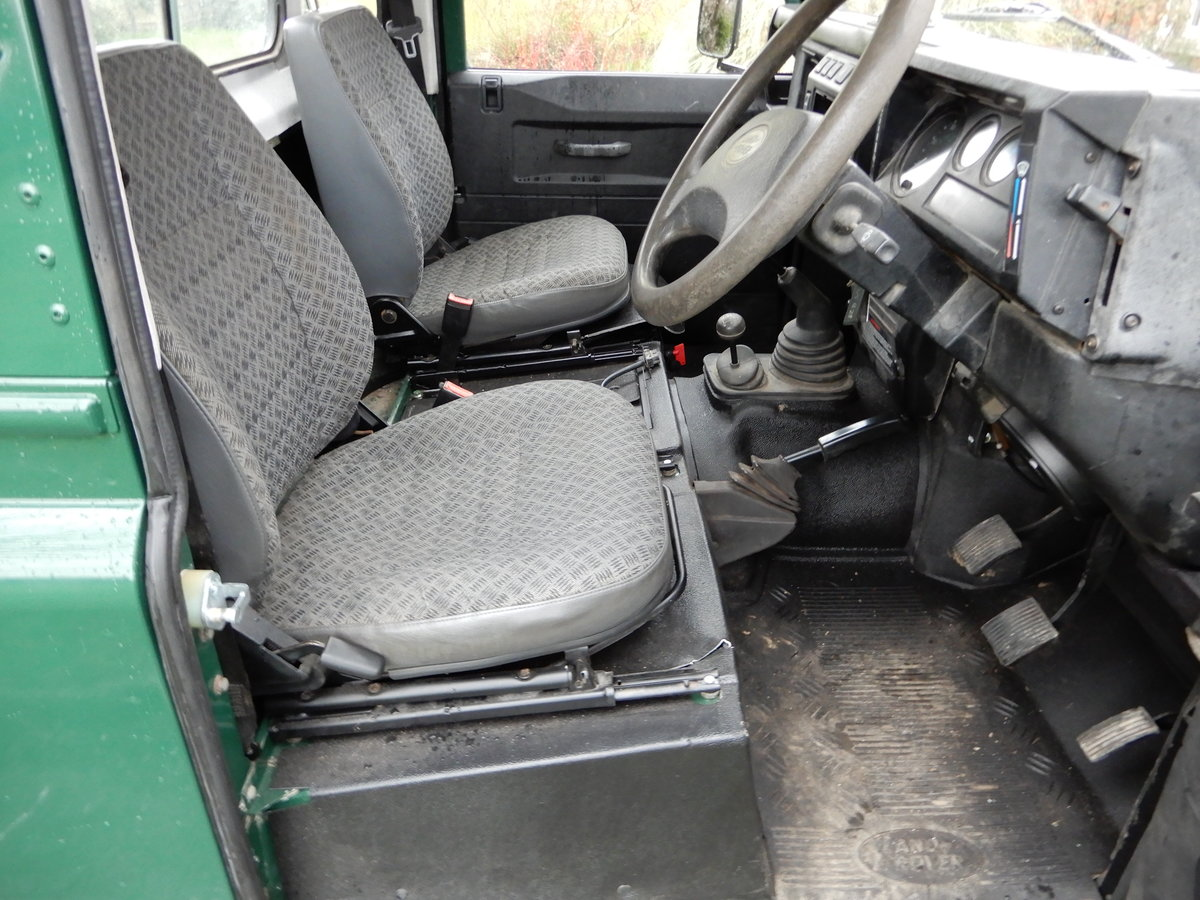 2005 Land Rover Defender 110 For Sale (picture 6 of 6)