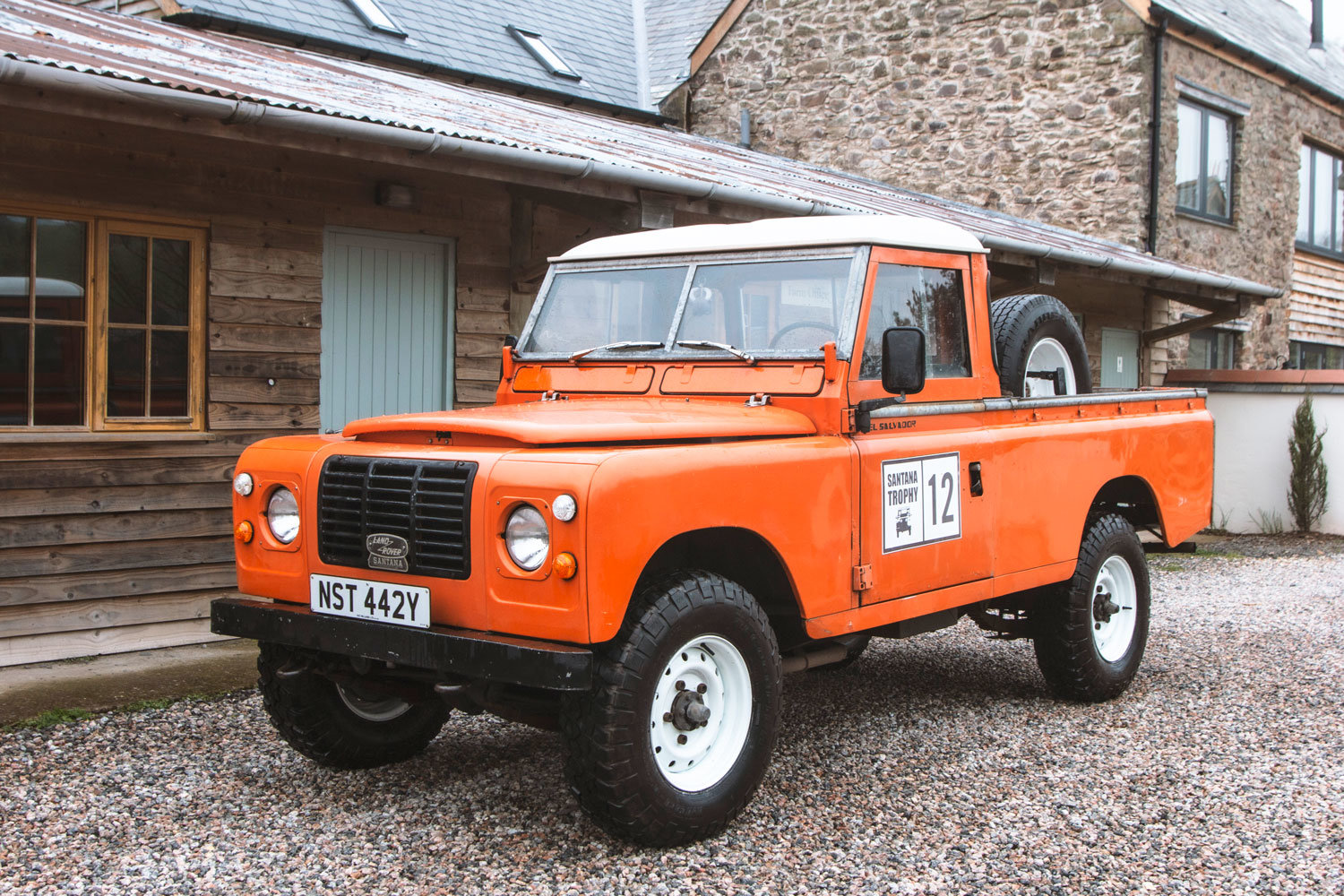 1982 Land Rover Santana 109 6 Cyl Diesel LHD For Sale (picture 2 of 6)