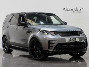 2019 19 69 LAND ROVER DISCOVERY HSE LUX OVERFINCH