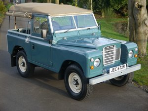 Picture of 1975 Land Rover Series III 88 SOLD