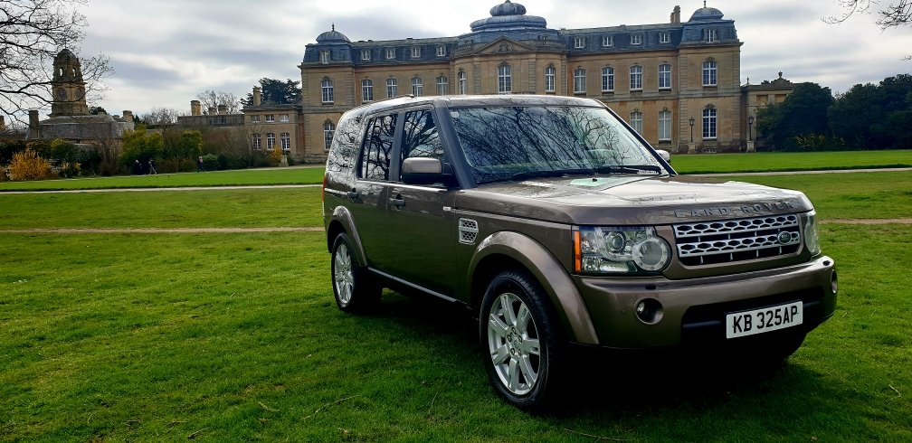 2011 LHD Land Rover Discovery 4, 3.0SDV6 4X4,LEFT HAND DRIVE For Sale (picture 1 of 6)