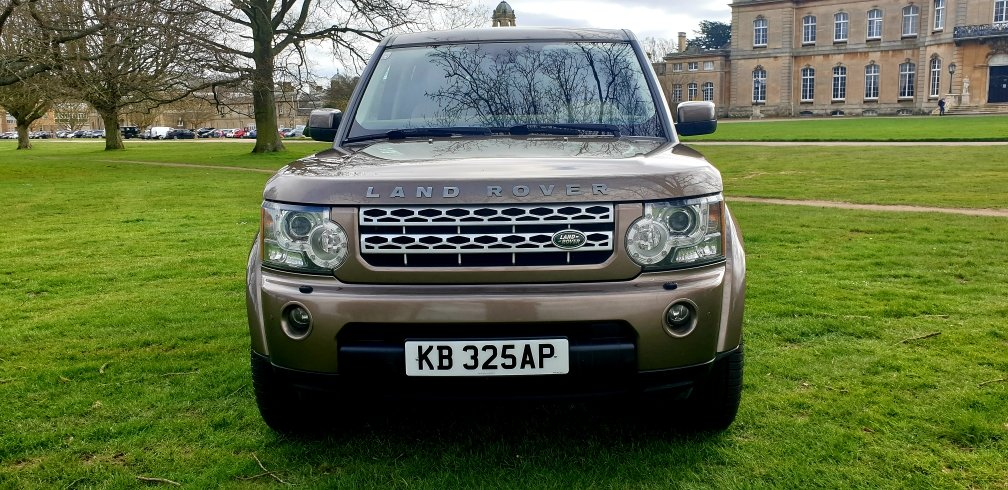 2011 LHD Land Rover Discovery 4, 3.0SDV6 4X4,LEFT HAND DRIVE For Sale (picture 2 of 6)