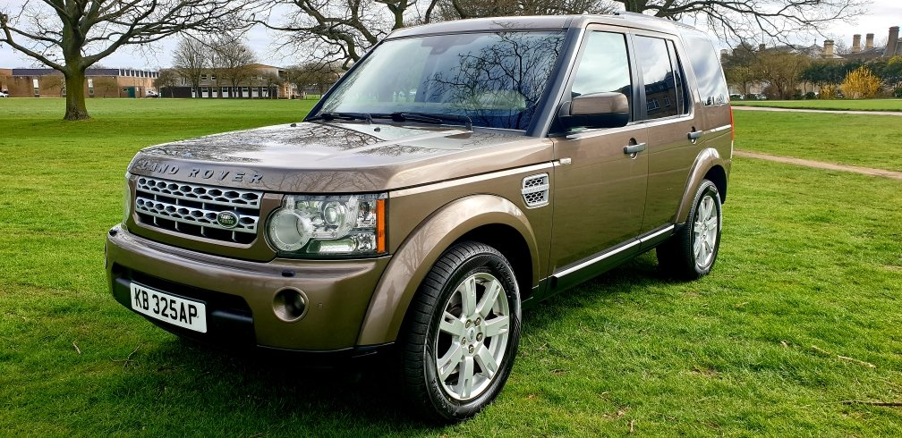 2011 LHD Land Rover Discovery 4, 3.0SDV6 4X4,LEFT HAND DRIVE For Sale (picture 3 of 6)