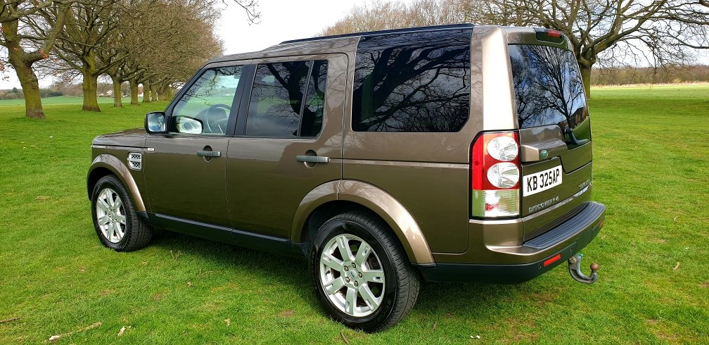 2011 LHD Land Rover Discovery 4, 3.0SDV6 4X4,LEFT HAND DRIVE For Sale (picture 4 of 6)