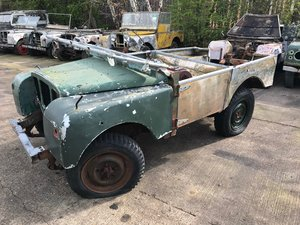 1950 Land Rover Series One 80'' LBG. For Sale