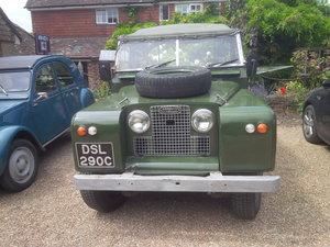 1965 Land Rover Series 2a - SWB