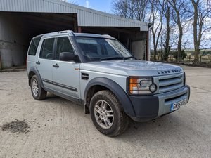 2006 LAND ROVER DISCOVERY (LG) TDV6 #127