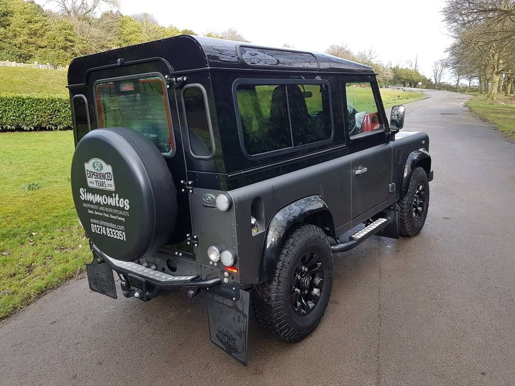 2015 LAND ROVER DEFENDER 90 TDCI AUTOBIOGRAPHY COUNTY STATIO For Sale (picture 2 of 6)