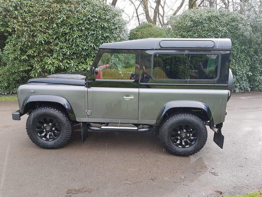 2015 LAND ROVER DEFENDER 90 TDCI AUTOBIOGRAPHY COUNTY STATIO For Sale (picture 3 of 6)