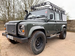 2006 Defender 110 TD5 XS Doublecab+high spec+nice miles