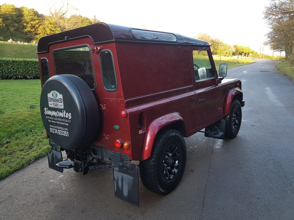 2003 2004 LAND ROVER DEFENDER 90 TD5 COUNTY For Sale (picture 3 of 6)