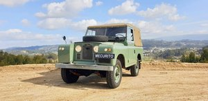 1966 Land Rover Regular 88
