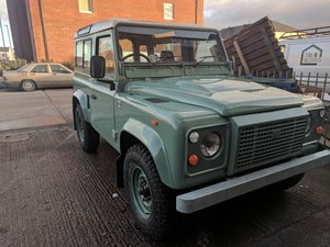 1988 Land Rover 90
