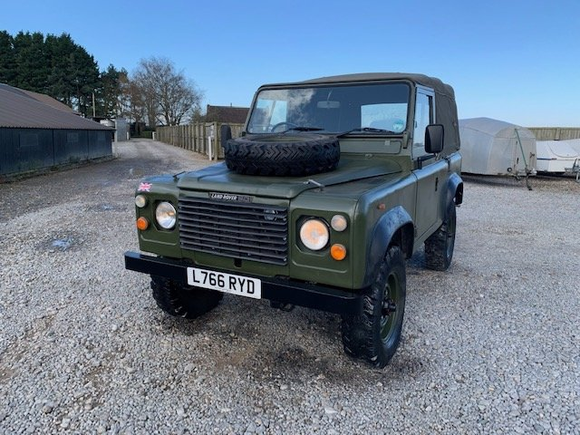 1993 Land Rover® 90 *Galvanised Bulkhead Rebuild* (RYD) For Sale (picture 2 of 6)