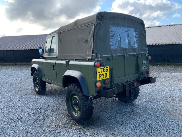 1993 Land Rover® 90 *Galvanised Bulkhead Rebuild* (RYD) For Sale (picture 3 of 6)
