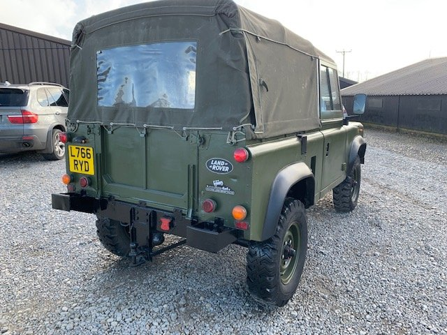 1993 Land Rover® 90 *Galvanised Bulkhead Rebuild* (RYD) For Sale (picture 4 of 6)