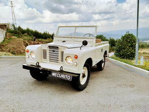 1970 Land Rover Regular 88 -