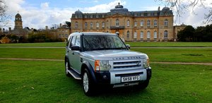 2008 2009 (58) LAND ROVER DISCOVERY 3, 2.7 TDV6, DIESEL AUTOMATIC For Sale