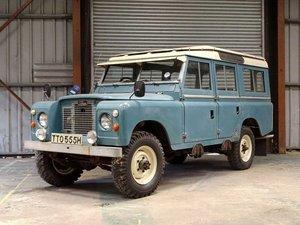 1970 Land Rover 109
