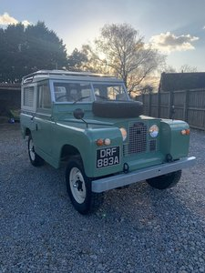 Picture of 1963 Land Rover® Series 2a RESERVED SOLD