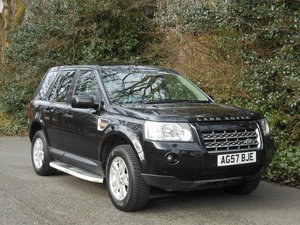 2008 Land Rover Freelander 2.2 TD4 SE Auto PAN Roof + NAV SOLD