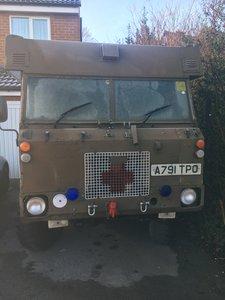 1977 Land Rover 101 Forward Control Ambulance