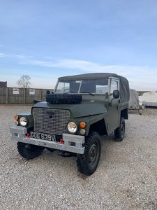 Picture of 1980 Land Rover® Lightweight RESERVED SOLD