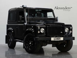 15 15 LAND ROVER DEFENDER 90 XS STATION WAGON