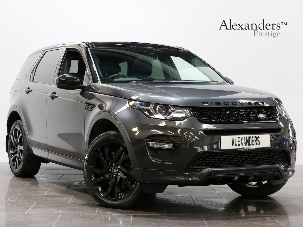2019 19 19 LAND ROVER DISCOVERY SPORT HSE 2.0 AUTO For Sale (picture 1 of 6)