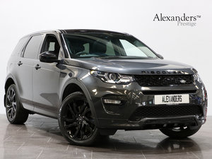 19 19 LAND ROVER DISCOVERY SPORT HSE