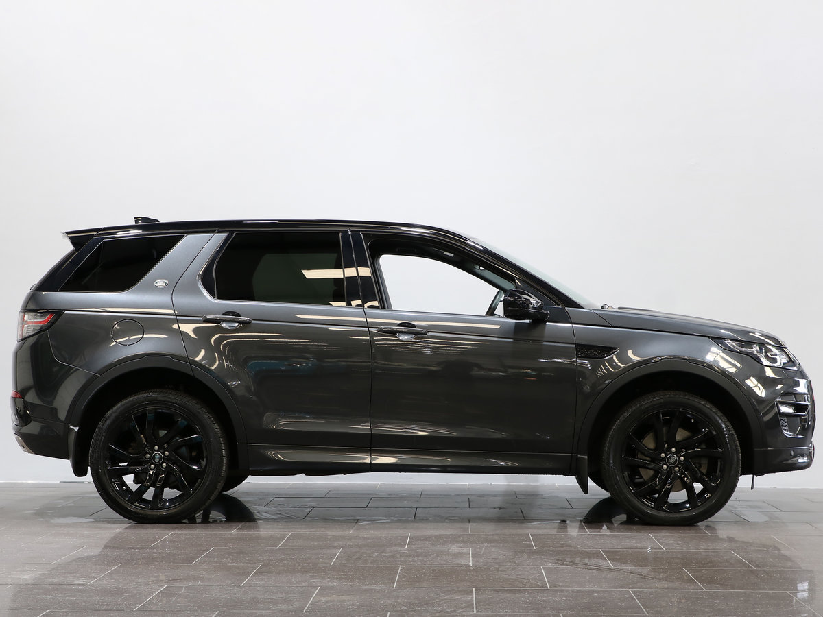 2019 19 19 LAND ROVER DISCOVERY SPORT HSE 2.0 AUTO For Sale (picture 2 of 6)