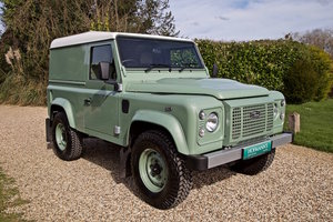 LAND ROVER DEFENDER HERITAGE 90 H-TOP